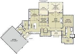 lodge house plans 4 bedroom 3 bath cabin lodge house plan alp 095r allplans com