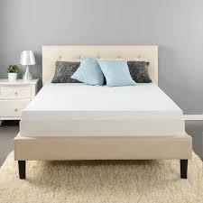 Pillow Top Mattress Pad Walmart Spa Sensations 3 U0027 U0027 Airflow Visco Elastic Topper Multiple Sizes