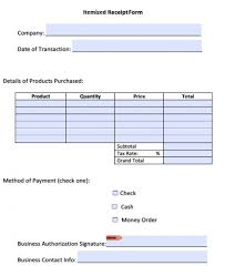free itemized invoice template excel pdf word doc