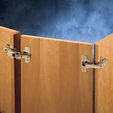 salice kitchen cabinet hinges salice 1 2 u0027 u0027 overlay face frame hinge kit for pie corner cabinets