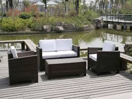 Small Outdoor Patio Furniture Furniture Patio Furniture For Less Outside Set Metal Clearance