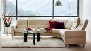 ekornes sectional sofa best price on stressless wave sectional sofa by ekonres