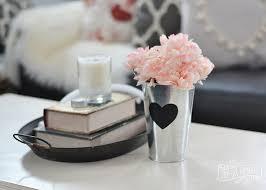 pink and black home decor black blush pink valentine s day home decor ideas diy pom pom