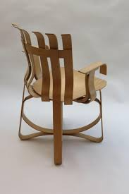 Knoll Rocking Chair Hat Trick Chair By Frank Gehry For Knoll Usa 1992 For Sale At Pamono