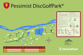 Map Of Greeley Colorado by Pessimist Discgolfpark Professional Disc Golf Association