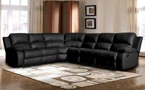 Loveseat Recliner With Console Classic Oversize And Overstuffed Corner Bonded Leather Sectional