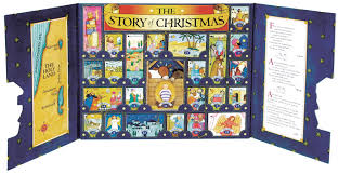 christmas advent calendar story of christmas advent storybook calendar