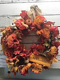fall wreath fall door wreath fall wreath for front door autumn