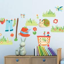 stickers pour chambre d enfant chambre d enfant on craque pour les stickers baby to
