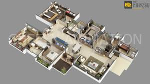 exterior design of fusion house freelancers 3d model haammss