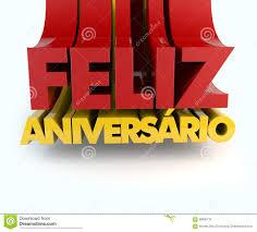 happy birthday in portuguese brazilian jerzy decoration