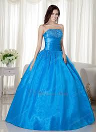 blue puffy dress to 2013 winter quinceanera party