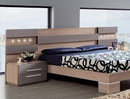 Modern Wooden Bed Furniture Modern Wood Headboard Ideas U2013 Home Improvement 2017