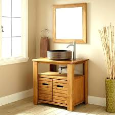 teak bathroom cabinet single teak basin unit teak bathroom storage