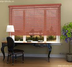 Star Blinds Wooden Blinds Simple Brown Stw 036 Zada Blinds