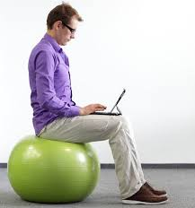 Sitting Redefined Will Ditching The Chair U0027s Back Help Yours