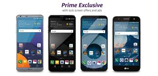 prime android four new lg android phones join the prime exclusive roster