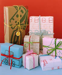 eco friendly and green gift wrapping ideas for this season