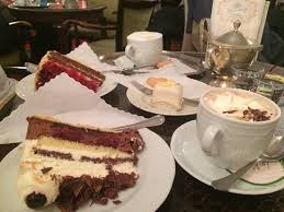 cuisine baden baden the black forest cake and other delicious at cafè koening in