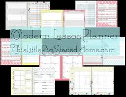 free u0026 cute great planner for teachers u0026 homeschoolers alike