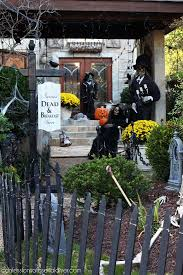 Crafty Outdoor Halloween Decorations by 158 Best Outdoor Halloween Decor Images On Pinterest Outdoor