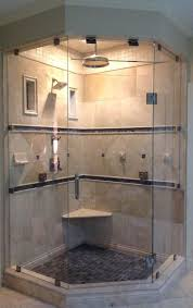 shower door specialists in raleigh nc photo neo angle steam shower with starphire glass installed in cary by mia shower doors