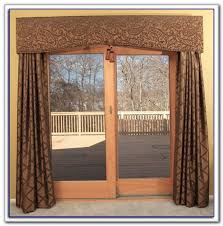 Patio Door Curtain Panel Sliding Door Curtain Panel Revit Patios Home Furniture Ideas