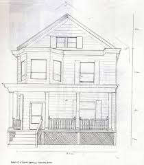 House Drawing Pencil Drawings Of Houses Drawing Pencil