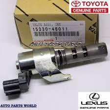 lexus singapore parts genuine lexus toyota 3 0l 6 cylinder cam timing oil control valve