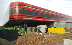 ferrari building projects