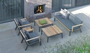 canape jardin canape exterieur mobilier de jardin accologique salon exterieur