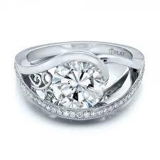 custom design rings images Custom designed diamond rings wedding promise diamond jpg