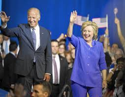 Hillary Clinton Hometown by Joe Biden On Campaign Trail With Hillary Clinton Calls Donald