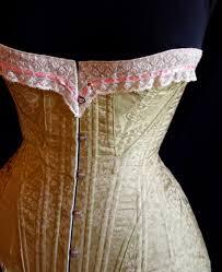historical pattern review festive attyre edwardian corset and pattern review