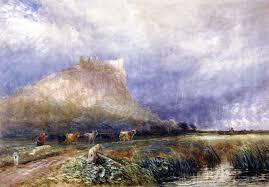 david cox beeston castle cheshire 1849 david cox wikiart org