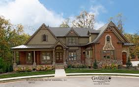 luxury craftsman style home plans bellevue house plan 06112 front elevation craftsman style