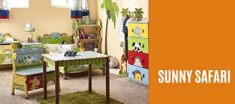 Sunny Safari Bookcase Teamson Fantasy Fields Sunny Safari