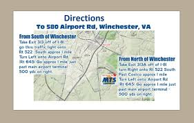 Winchester Virginia Map by Mts Equipment Winchester Va