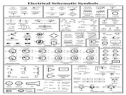 industrial wiring schematic symbols electrical symbols u2022 edmiracle co