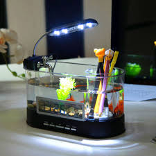 Fish Tank Desk by Small Desk Fish Tank