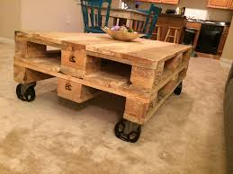 very cool diy project a coffee table made from double stacked