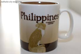 philippines starbucks city mugs