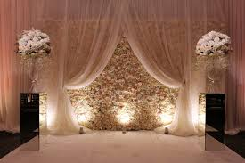 Chiffon Ceiling Draping Backdrop Room Drapery Wedding Flowers And Decorations