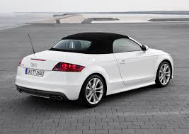 2012 audi tt convertible 2012 audi tt rs available in u s with starting price of 56 850