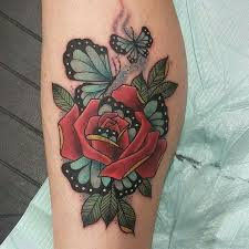 31 best butterfly rose tattoo images on pinterest flowers free