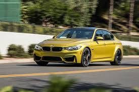 Bmw M3 Yellow 2016 - 2015 bmw m3 long term verdict