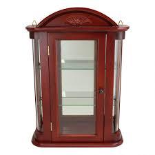 curio cabinet curios cabinets amazon com glass curio country