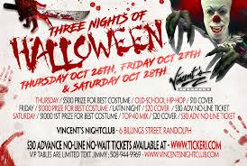Halloween Costumes Nightclubs Latin Halloween Party Vincent U0027s Nightclubvincent U0027s Nightclub