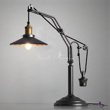 interesting decoration industrial lamps pretty looking painting