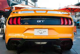 2018 ford mustang gt review first impressions and gallery news
